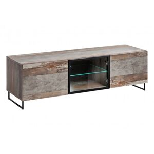 TV stolek Tandre (canion wood) HENRY STYLE